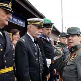 Vpravo velitel Michal Heres.