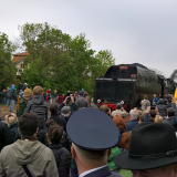 Nádraží Brandýs nad Labem.
