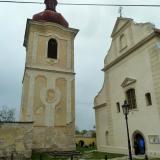 Kostel Obrácení sv. Pavla v Brandýse nad  Labem.