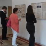 Úvodní tabule seznamují návštěvníky se vznikem deklarací.