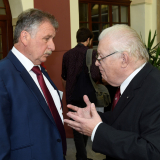 Dva Milanové, Dr. Novák a Dr. Buben.