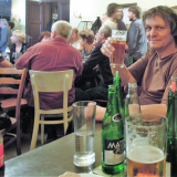 a jeho pivo na Slamníku