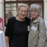 Sestřenice Korff-Schmising-Kerssenbrockovy Kristina a Adrienne.