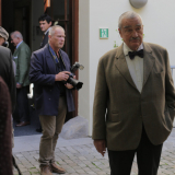 Poslanec Karel kníže Schwarzenberg převzal nad seminářem záštitu.